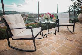 7 Best Patio Furniture Sets - 2019 Outstanding Best Outdoor Rocking Chairs On Famous Chair Designs With Plans Babies Delightful Deck Garden Glider Outside Front 11 Cool That Dont Seem Grandmaish Cabin Sunbrella Premium Cushion Set Blue Green Gray Top 23 New Wicker Fernando Rees Porch Rocking Chair Thedawninfo 10 2019 High Back Trex Fniture Yacht Club Charcoal Black Patio Rocker Decorating Alinum The Home Decor Naomi