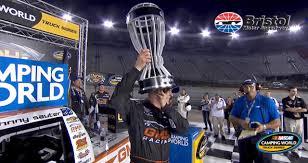 100 Nascar Truck Race Results Johnny Sauter Wins Series Regularseason Trophy NASCARcom