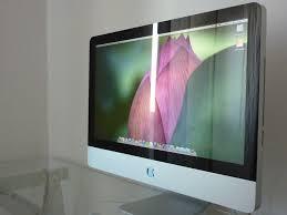 apple bureau wallpaper magic imac apple mouse design screen mac