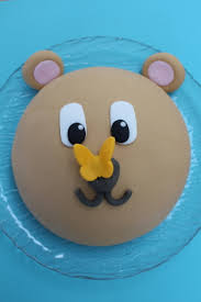 gâteau ours cuisine et jardin