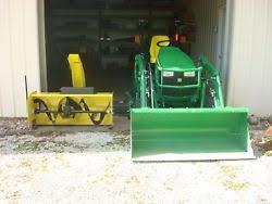 John Deere 1025r Mower Deck Adjustment by John Deere 1025r Loader Backhoe Sub Compact Utility Tractor John
