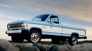 1983-1992 Ford Ranger: The Beginning Of Ford's Compact Pickup Truck ...