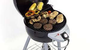 char broil patio bistro 240 electric grill youtube