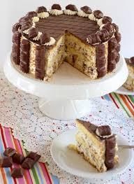 unwiderstehliche bueno torte mit flaumigem wiener boden und bueno sahne creme