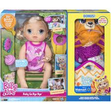 Halloween Contact Lenses Walmart Canada by Baby Alive Baby Go Bye Bye Blonde Exclusive Value Bundle