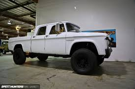 ICON: Inspiration Guaranteed - Speedhunters Dodge Power Wagond200 On Modern 2500 By Icon Bitchin Ar15com Sema 2016 Time Warp Customs 1969 Wagon Photo Gallery Ram 3500 Transforms 1965 Ford F250 Into An Incredible Daily Driver Hemi Restomod Is A Cool Pickup Truck Sdhq Silver Ram Vehicle Dynamics Icon Inspiration Guaranteed Speedhunters Pin Richard Jackson Tough Pinterest Rams 2004 1500 Pickering Town Cars New For Sale In Martinsville In Community Chrysler D200 Diesel Magazine