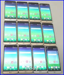 Lot of 12 LG G5 H830 T Mobile Smartphones Good Charger Port AS IS