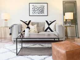 Living Room Makeovers On A Budget by Budget Makeover A Complete Living Room Update For Under 1500