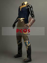 Infinity War Thanos Cosplay Costume Retro Version Mp004043 Best