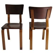 Thonet Bentwood Chair Cane Seat by Pair Of Thonet Bentwood Chairs At 1stdibs