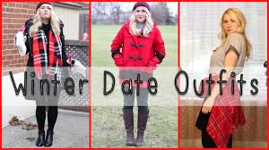 Casual Winter Date Outfits Ideas