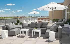 Modern Outdoor Furniture Room & Board