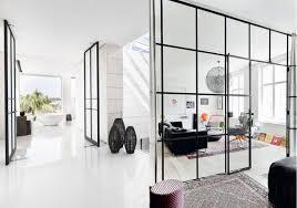 verriere chambre cloison verriere chambre mobilier décoration