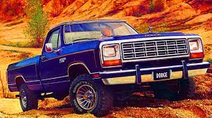 100 Build My Dodge Truck RAM A Brief History