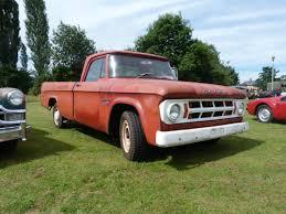 100 1968 Dodge Truck D200 Single Cab Pickup Total Auto Imports