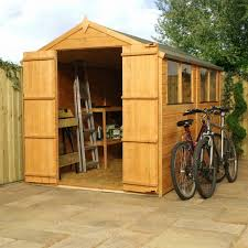 10 x 6 waltons tongue and groove apex wooden shed garden