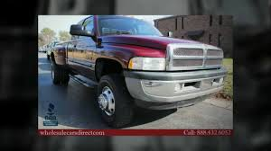 Used Dodge Ram 3500 Dually For Sale (2001) - YouTube