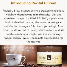 Revitalu Brew Coffee StyleForward4Less Elevate U