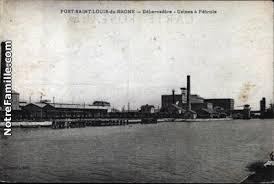 photos et cartes postales anciennes de port louis du rhône