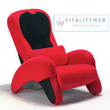 Ijoy 100 Massage Chair Cover by Furniture Pretty Human Touch Robotic Ijoy Massage Chair In Red