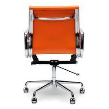 Modern Orange Desk Chairs
