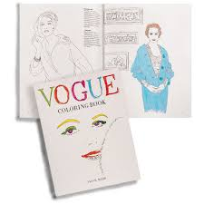 IVogue I Coloring Book