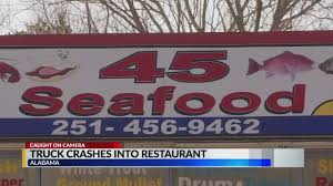 100 Truck Crashes Caught On Tape On Pickup Truck Plows Through Restaurant