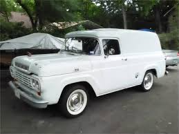 100 Ford Panel Truck For Sale 1959 For ClassicCarscom CC1166478