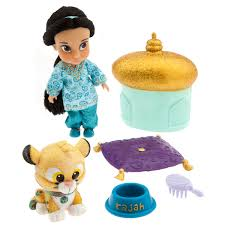 Disney Animators Collection Jasmine Mini Doll Play Set ShopDisney