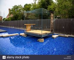 100 Backyard Tea House The Glass Tea House Mondrian Pavilion By Hiroshi Sugimoto In Venice