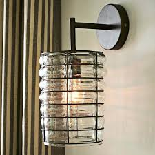 battery operated wall sconce lights wall sconce hive surprising