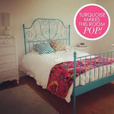 Ikea Cal King Bed Frame by Best 25 Painted Iron Beds Ideas On Pinterest Iron Bed Frames