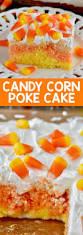 Top Halloween Candy 2013 by Candy Corn Poke Cake Wine U0026 Glue