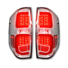 Toyota Tundra LED Taillights - Truck & Car Parts - 264288CL | RECON ... 2 Led 4 Round Truck Trailer Brake Stop Turn Tail Lights With Red 2007 Ford F150 Upgrades Euro Headlights And Truckin 6 Oval 10 Diode Light Wgrommet Plugpigtail Amazoncom Toyota Pick Up 41988 Lens Lenses Signal Tailgate 196772 Gm Billet Digitails Close Of Tail Lights On A Fire Truck Stock Photo 3956538 Alamy New 2x Led Indicator 24v Waterproof Spyder 042012 Chevy Colorado Hilux Pickup 4x2 4x4 89 95 Clear Red 42008 Recon Smoked 264178bk W Builtin Flange 512