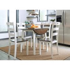 Large Picture Of Woodanville D335 5 Pc Dining Set