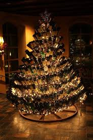 Harrows Artificial Christmas Trees by Wine Bottle Christmas Tree Gaylord Texan Resort Wine Bottle