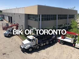100 Used Trucks Toronto BIK OF TORONTO Boom For Sale Buy Truck Cranes