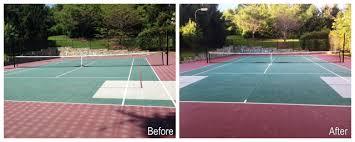 sport court maintenance sportprosusa