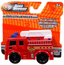 Road Rippers Fire Truck Plastic Car Toy State - ToyWiz
