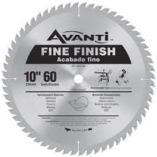 Tile Saw Blades Home Depot by Avanti 10 In X 40 Tooth General Purpose Saw Blade A1040x The