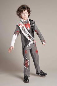 Chasing Fireflies Halloween Catalog zombie prom king costume for boys chasing fireflies