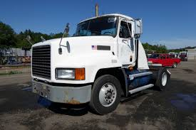 100 Day Cab Trucks For Sale 2001 Mack CH612 Single Axle Tractor For Sale By