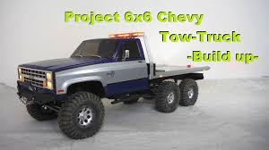 Project 6x6 Chevy - Tow-Truck Build Up - YouTube