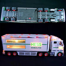 Hess Toy Truck With Working Lights Advertising Collectible ... Hess Toy Truck The Mini Trucks Are Back Order Facebook Quad Combo Jackies Store 1972 Rare Gasoline Oil On Sale 500 Usd Aj Amazoncom 2017 Dump And Loader Toys Games Toy Truck A First Of Its Kind For Company Wfmz Backthough It Never Really Disappeared From The 2018 Collectors Edition 85th Anniversary Excellent 1976 With 3 Barrels In Original Box 2016 Dragster Walmartcom Mobile Museum To Make Local Stops Trucks Roll Out Every Winter Bring Joy Collectors 2014 Mib