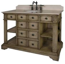 Shabby Chic White Bathroom Vanity by Shabby Chic White Bathroom Vanity U2013 Luannoe Me
