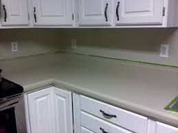 Newlywed Hares How to Paint Your Countertop