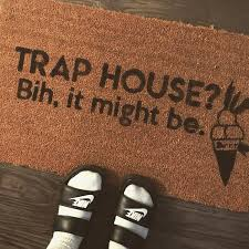 Trap House Doormat