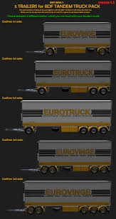 BDF Tandem Trailer Pack V1.5 (05 August 17) - SCS Software Portable Pads For Vehicles Lmi Bj Cargo Eco Plant Tandems Winch Pj Repair Used Feed Trucks And Trailers For Sale 20 40 Foot Tandem Axle City Chassis Chassiskingcom Ford D Series Truck Service Repair Manual Bdf Trailer Pack V15 05 August 17 Page 5 Scs Software Big Truck Guide A To Semi Weights Dimeions Forza Motsport 7 Tandems Funny Moments Random Fun Used 2001 Peterbilt Dt 463p For Sale 1629 Cab N Magazine Jamie Davis Heavy Rescue Team From Highway Thru Hell Vlcca
