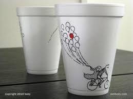 10 best Styrofoam Cup Designs images on Pinterest