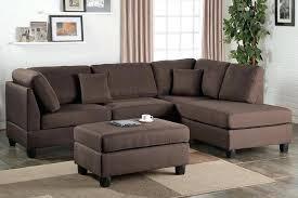 Buchannan Microfiber Sectional Sofa by Reversible Sectional Sofa U2013 Knowbox Co